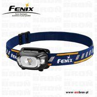 Latarka czołowa  hl15 black - 200 lm, zasięg 50m, dla biegaczy, marki Fenix