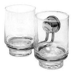 Uchwyt na szklankę podwójny  - fortis f25, marki Barwapol