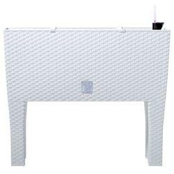 Prosperplast Donica rato case high drtc800h biała