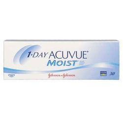 1 Day Acuvue Moist 30 szt. Wszystkie moce z kategorii Soczewki kontaktowe
