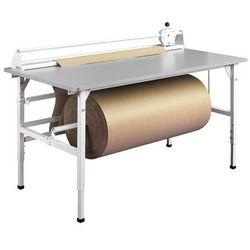 Stół do pakowania send, 1600x800 mm, szary marki Aj produkty