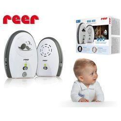 Reer gmbh Elektroniczna niania, baby monitor rigi 400, reer (4013283500200)