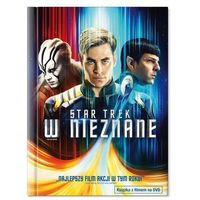 W Nieznane. Star Trek (DVD + książka) - Justin Lin