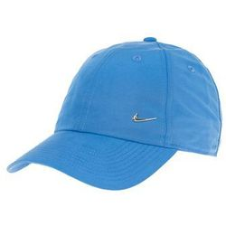 Nike Sportswear HERITAGE86 Czapka z daszkiem star blue/metallic silver - produkt z kategorii- Pozostała odzie