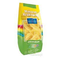 Bezgluten Owy makaron krakowski pku spaghetti 250g bezgluten
