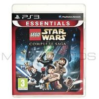 LEGO Star Wars The Complete Saga (PS3)