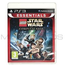 LEGO Star Wars The Complete Saga - gra PS3