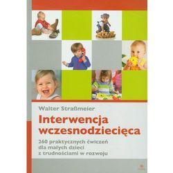 Interwencja wczesnodziecięca, książka w oprawie miękkej