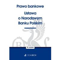 Prawo bankowe Ustawa o NBP Twoje Prawo - Aneta Flisek (9788325586577)