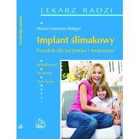 Implant ślimakowy (ISBN 9788320041774)
