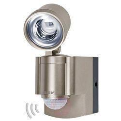 Reflektor led z czujnikiem ruchu 014800, 1x3 w, led wbudowany na stałe, 140 lm, 5300 k, ip44 marki Gev