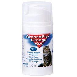 ScanVet Arthroflex Omega Kot preparat na stawy, kup u jednego z partnerów