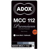 Adox MCC 112 Premium 24x30/50 perła czarno-biały papier barytowy