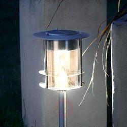Best season Lampa solarna led garden stick z grotem ziemnym (7391482477552)