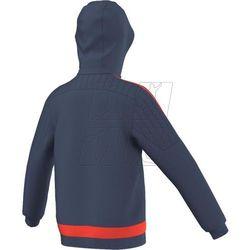 Kurtka przeciwdeszowa adidas Tiro 15 Junior S27128 - produkt z kategorii- kurtki dla dzieci