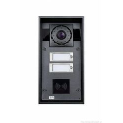 2N Helios IP Force Domofon dwuprzyciskowy, kamera HD, możliwość RFID