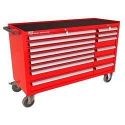 Fastservice Wózek warsztatowy mega z 14 szufladami pm-212-14 (5904054407950)