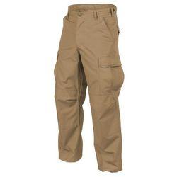 spodnie Helikon BDU PolyCotton Ripstop coyote (SP-BDU-PR-11), spodnie męskie HELIKON-TEX / POLSKA