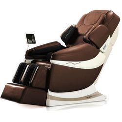Insportline Fotel do masażu adamys, ciemny brązowy (8596084011145)