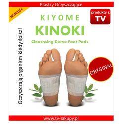 Kinoki Detox - Oczyszczające plastry na stopy z kategorii Plastry odchudzające
