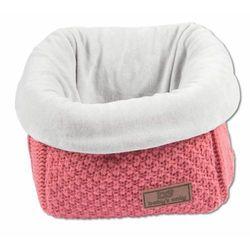 Baby's only , robust framboise koszyk na przybory 17x20x14 cm, malinowy