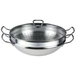 - wok nanjing 36 cm marki Fissler