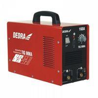 Spawarka inwentorowa DEDRA DESTi160L TIG z funkcją MMA 160A