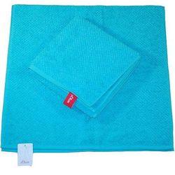Ręcznik niebieski 140x70 cm S.Oliver gładki (4011638780253)