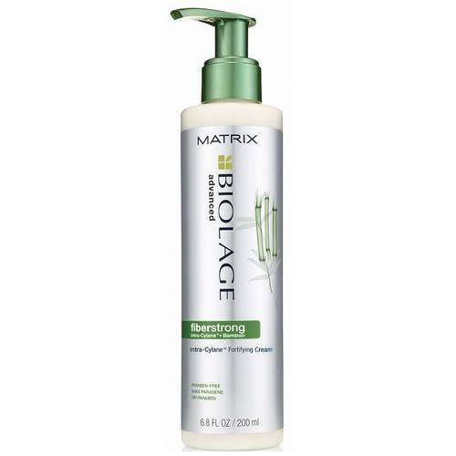Matrix Biolage Fiberstrong - Krem do włosów osłabionych i delikatnych 200ml - oferta [35d74f7ce7a52463]
