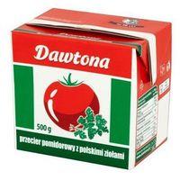 Przecier pomidorowy z polskimi ziołami 500 g Dawtona
