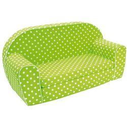 Bino Mini sofa, zielony