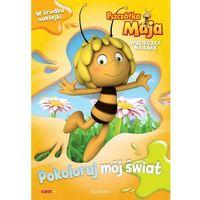 Pokoloruj mój świat Pszczółka Maja Wycieczka na łąkę - TYSIĄCE PRODUKTÓW W ATRAKCYJNYCH CENACH, Egmon