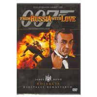 James Bond: 007 Pozdrowienia z Rosji (DVD) - Terence Young