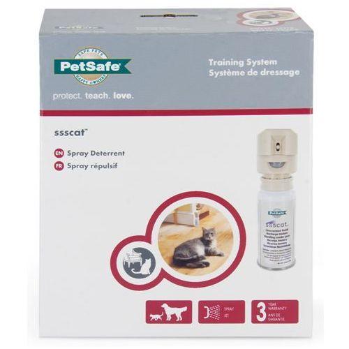 Niewidzialna strefa odstraszacz psów i kotów PetSafe SSScat oferta ze sklepu Obroza.pl - produkty PREMIUM dla psa i kota