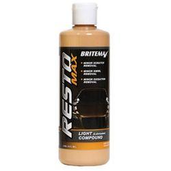 resto max - light compound 473ml, marki Britemax