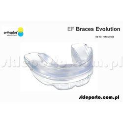 Aparat  ef braces evolution - elastyczny aparat ortodontyczny - ortodoncja wyprodukowany przez Orthoplus