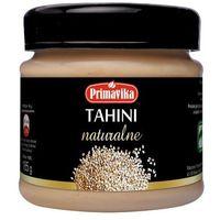 185g tahini naturalne | darmowa dostawa od 150 zł!, marki Primavika