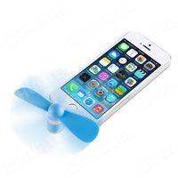 Remax  f10 wiatraczek wentylator lightning do iphone ipad niebieski - niebieski, kategoria: gadżety