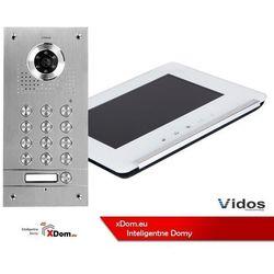 Vidos Zestaw wideodomofonu cyfrowego z szyfratorem duo s561d_m690w
