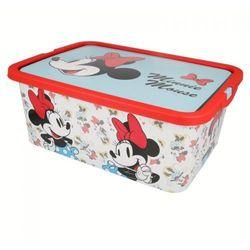 Minnie Mouse - Pojemnik / organizer na zabawki 13 L (8412497028054)
