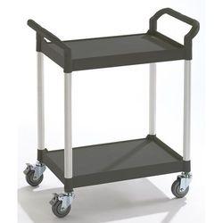 Wózek uniwersalny, 2 piętra, nośność 200 kg, dł. x szer. x wys. 1100x520x950 mm,