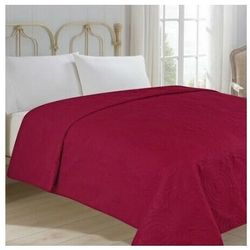 4-home Narzuta na łóżko royal winny, 220 x 240 cm