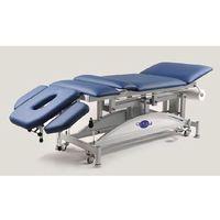 Stacjonarny stół do masażu sm clinical marki Techmed