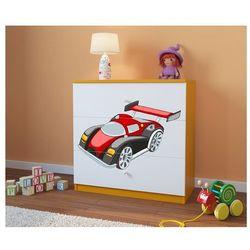 Komoda dziecięca  babydreams auto wyścigowe kolory negocjuj cenę, marki Kocot-meble