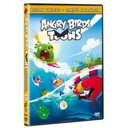 Angry Birds Toons. Sezon 3 cz.1. DVD z kategorii Filmy animowane