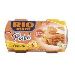 Pasztet z kurczaka Rio Mare 2x84g, kup u jednego z partnerów