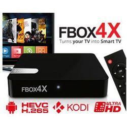 Ferguson FBOX 4X Android Centrum Smart TV z kategorii Pozostałe RTV