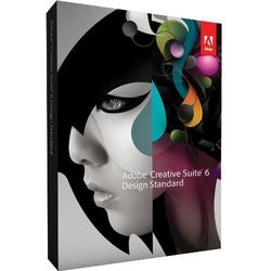 Adobe Creative Suite 6 Design Standard ENG Win/Mac - dla instytucji EDU - produkt z kategorii- Programy graficzne i CAD