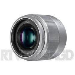 Panasonic H-H025E 25 mm f/1,7 ASPH (srebrny) - produkt w magazynie - szybka wysyłka! - sprawdź w wybranym sk