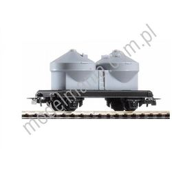 Wagon silos PIKO myTrain® Piko 57024 - produkt z kategorii- Kolejki i akcesoria